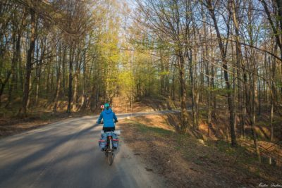 36 1 400x267 - Springtime Bicycle Touring in Buzău