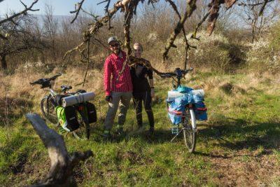 52 1 400x267 - Springtime Bicycle Touring in Buzău