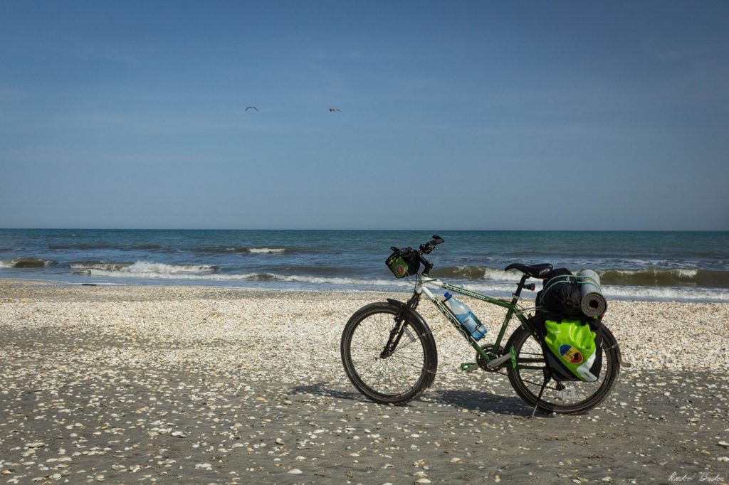 17 - Waves of History. Bike Touring in Dobrogea