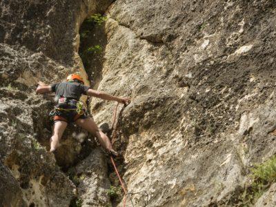 19 e1555688250334 400x300 - Sport Climbing & Via Ferrata