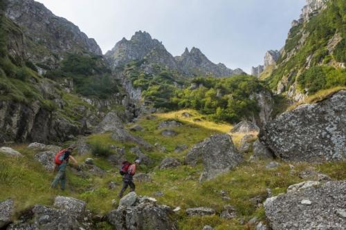 13 500x99999 - În inima muntelui Bucșoiu, în Bucegi