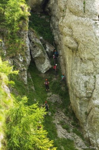 32 99999x500 - Bucegi: Hoinari pe brâuri, în Morar