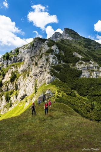 46 1 of 1 99999x500 - Bucegi: Hoinari pe brâuri, în Morar