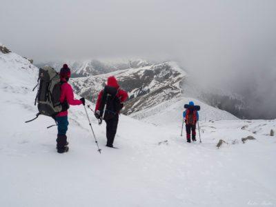 56 400x300 - Iarna în Bucegi, la Strunga