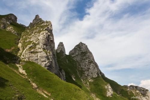 75 500x99999 - Bucegi: Hoinari pe brâuri, în Morar