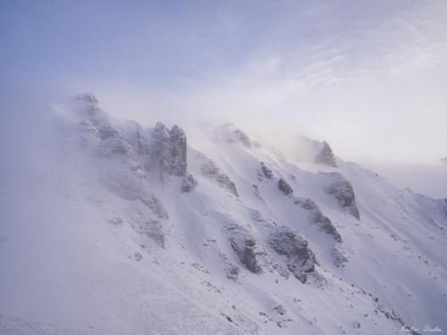15 500x99999 - În ger la Țigănești, în Bucegi