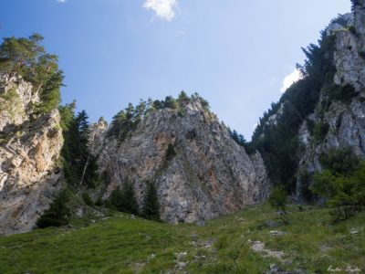2 400x300 - Verticale în Piatra Craiului: Frontalul Dianei și Canionul Ciorânga