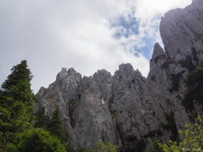 23 1 400x300 - Brâul de Mijloc nordic, Piatra Craiului