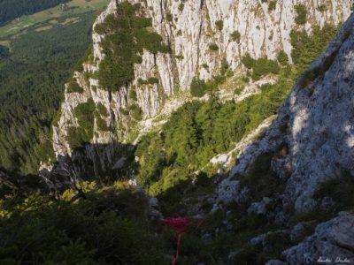 30 400x300 - Verticale în Piatra Craiului: Frontalul Dianei și Canionul Ciorânga