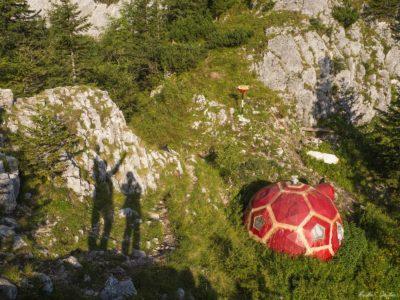 33 1 400x300 - Verticale în Piatra Craiului: Frontalul Dianei și Canionul Ciorânga