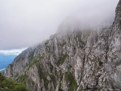51 500x99999 - Brâul de Mijloc nordic, Piatra Craiului