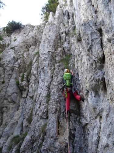 7 R 99999x500 - Verticale în Piatra Craiului: Frontalul Dianei și Canionul Ciorânga