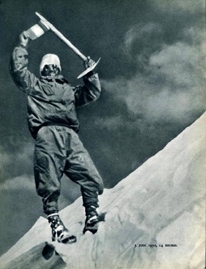 Annapurna 1950 istorie