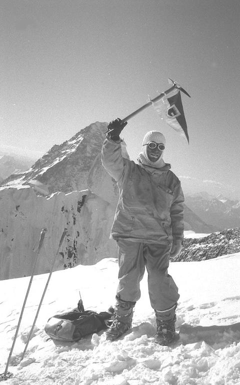Istoria muntelui Broad Peak 1957