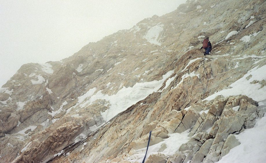 Gasherbrum IV Kurtyka Schauer
