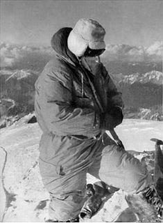 Compagnoni summit K2 - Istoria muntelui: K2 1954
