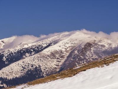 Venirea iernii în Baiului