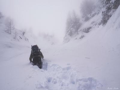 Tainele Bucegilor: Zăpezile din Caraimanjaro