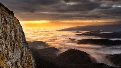 Dincolo de nori. Buila-Vânturarița