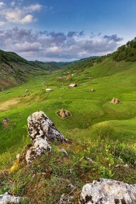 Farmec în Fundătura Ponorului. Munții Șureanului